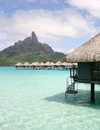 There'€™s More to Bora Bora than Bungalows