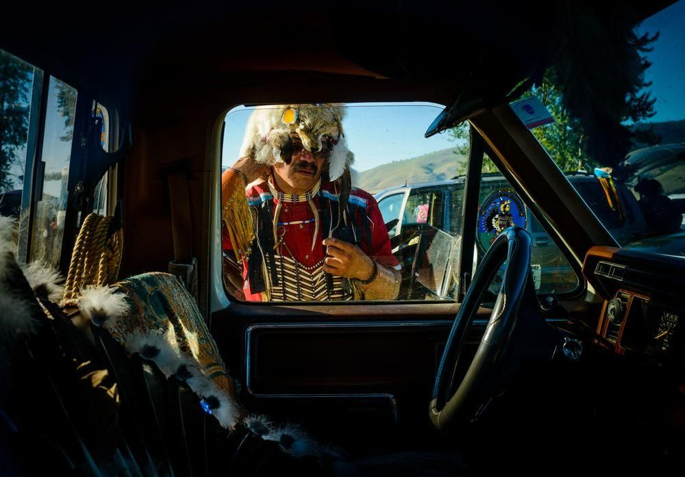 At the Arlee Powwow Photo by Carsten Bockermann — National Geographic Your Shot