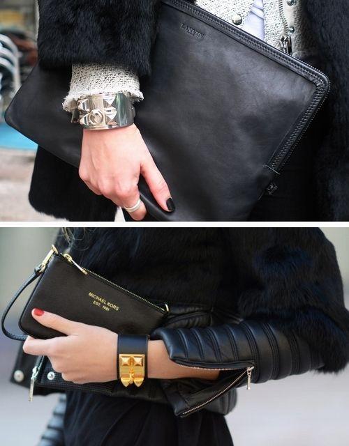 ae94ae2fce8 Collier de Chien bracelets by Hermès