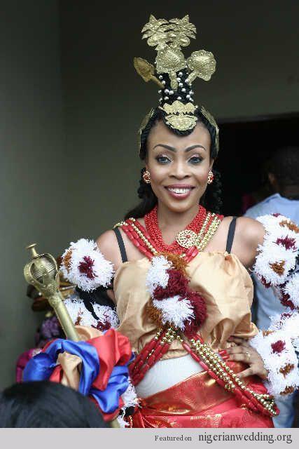 Nigerian wedding: The Ibibio of Akwa Ibom State and the Efik of