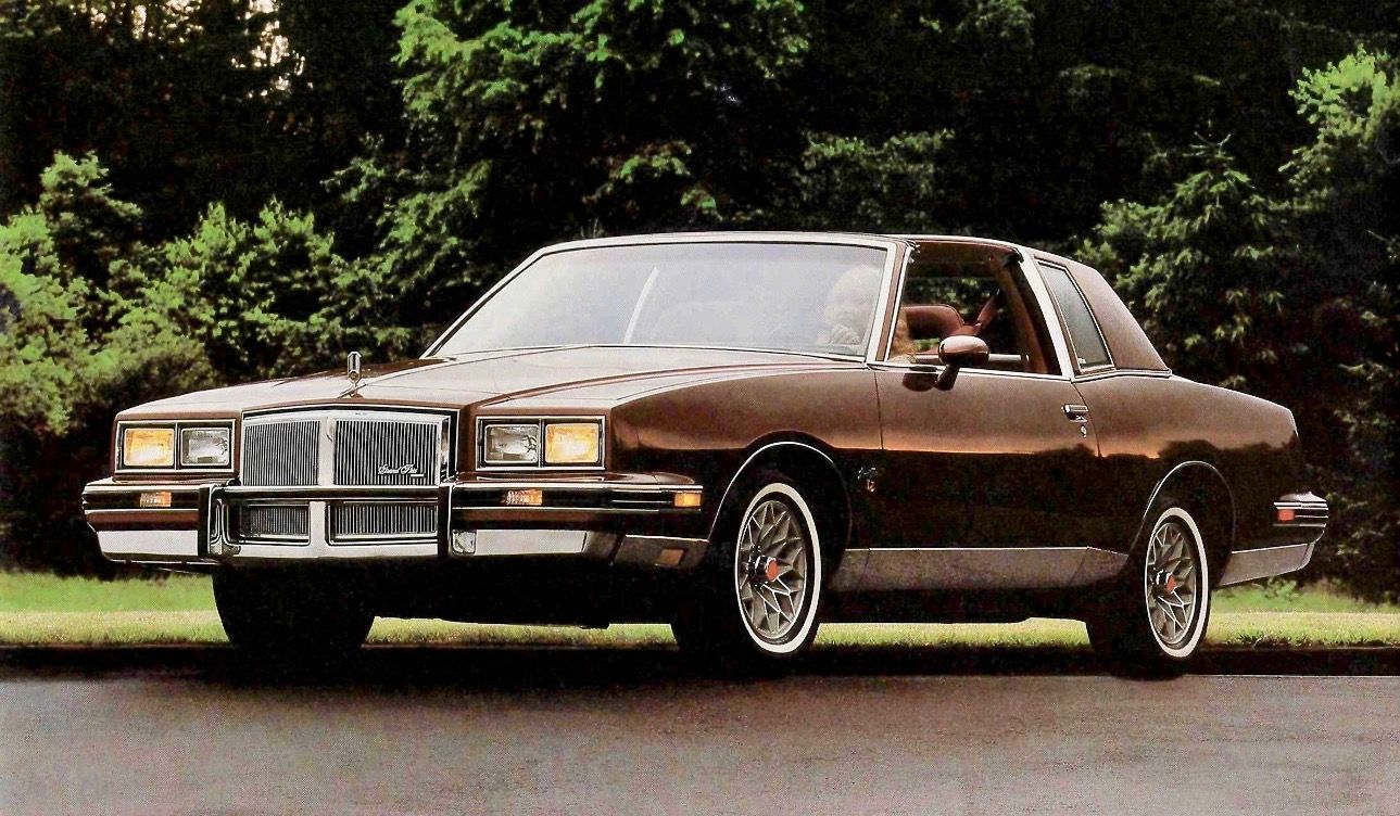 Pontiac Grand Prix I Loved These Gm Coupes From The Early 80s