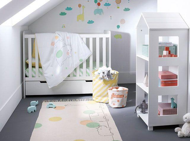 Des paniers pour ranger tous ses jouets 儿童 Pinterest Babies