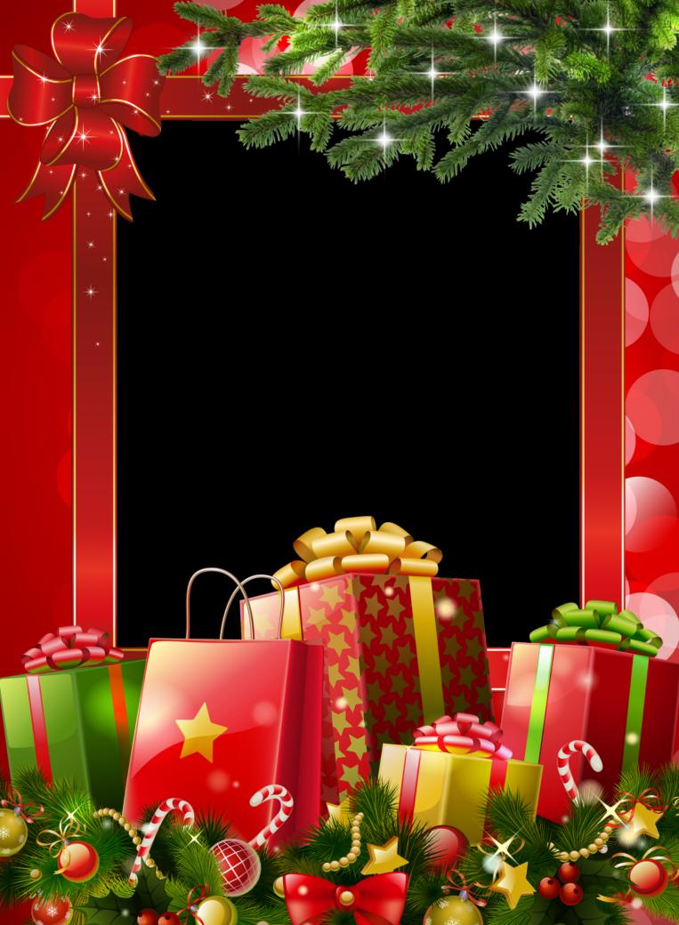 Marcos y plantillas para fotos gratis navldad - Motivos de la navidad ...