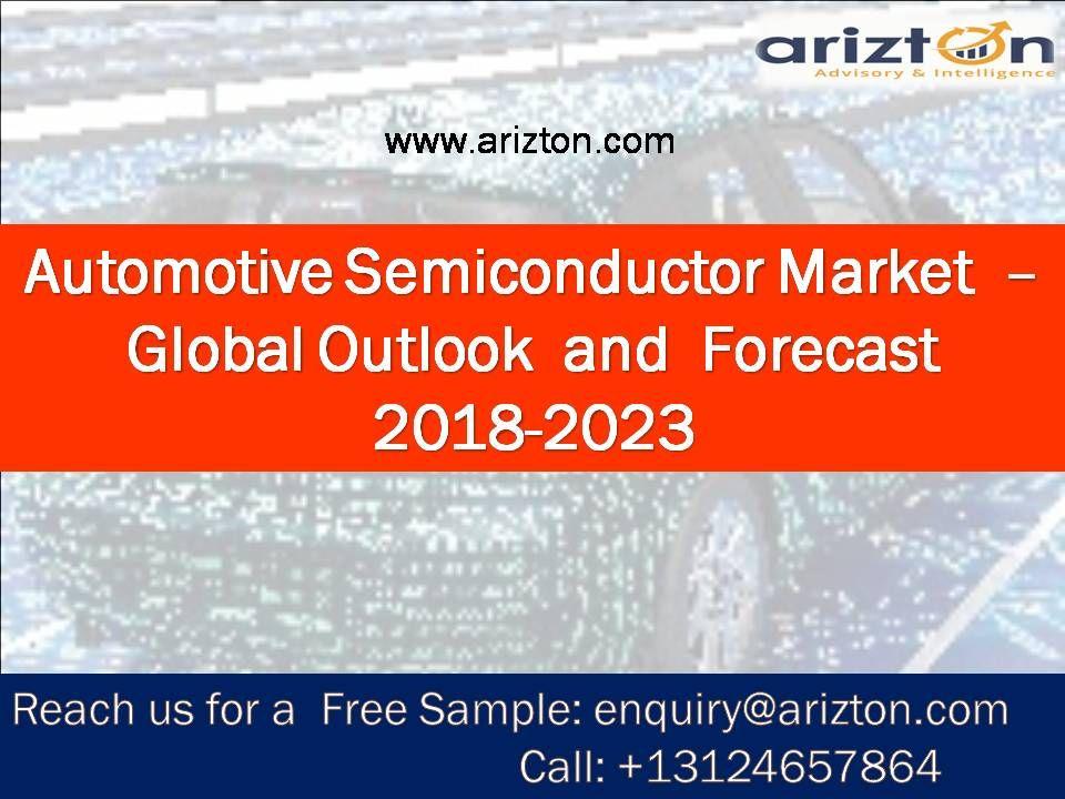 Latest report on global automotive semiconductor market   Market