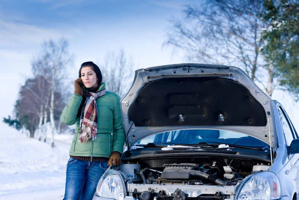 Is your car ready for the next snowstorm? Do your tires have ...