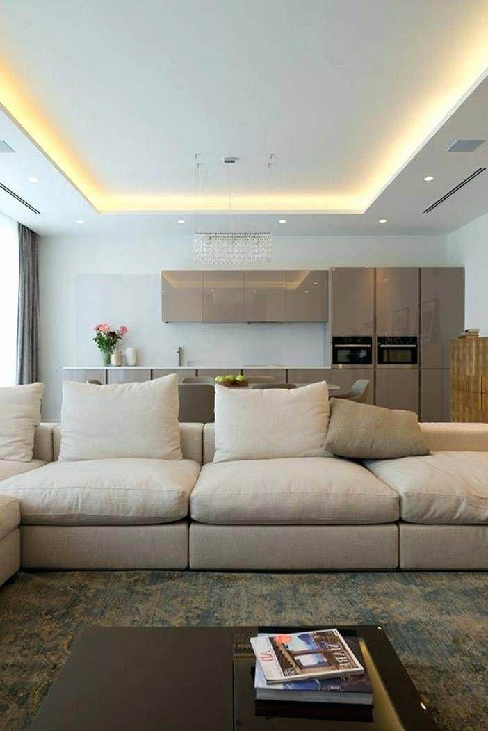 Idee open space lineare cucina sala da pranzo soggiorno for Idee illuminazione soggiorno