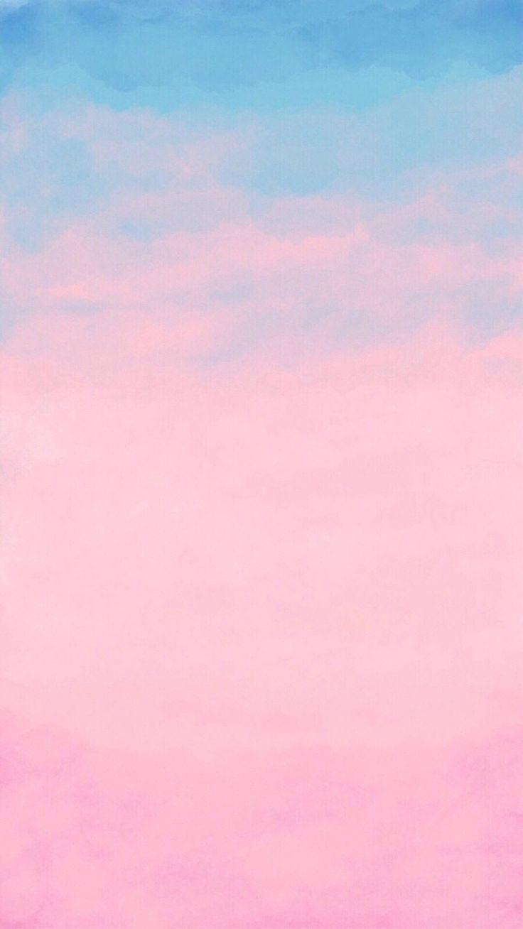 Pink and blue background Pastel pink aesthetic, Pink