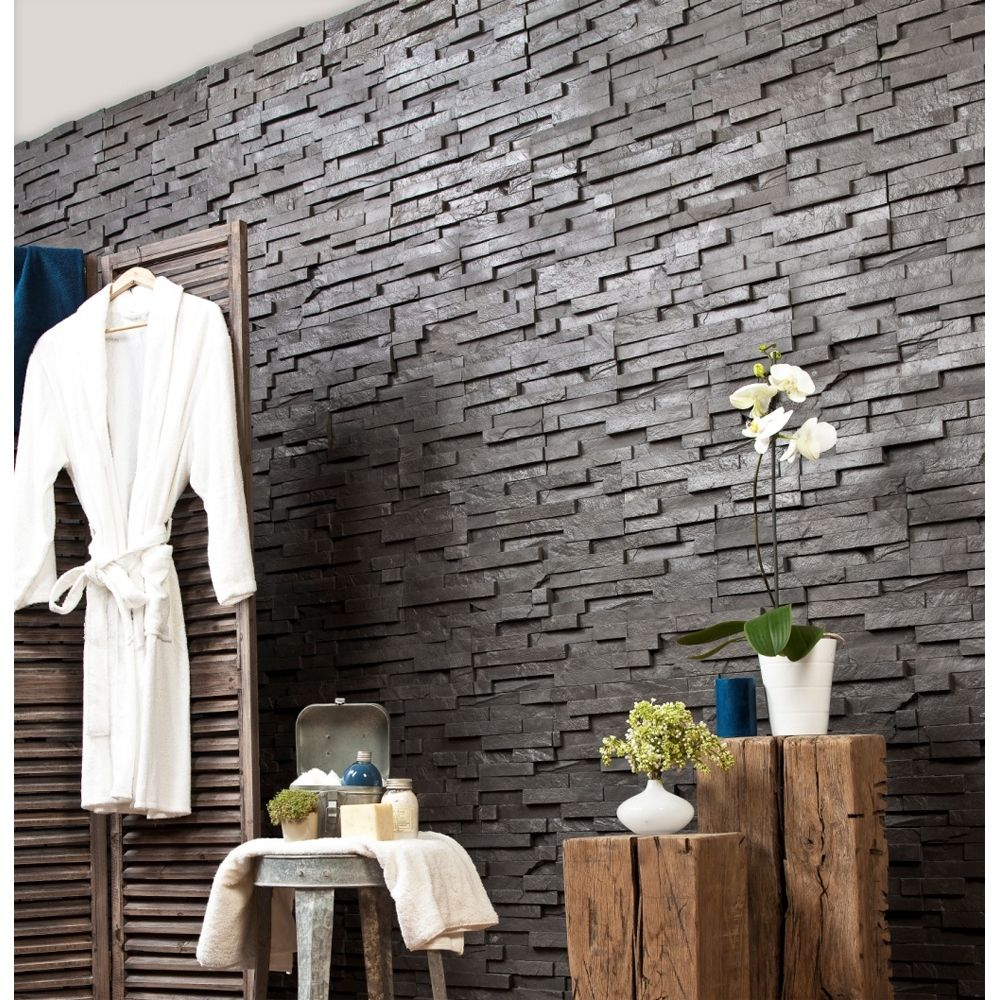 Pose de parement interieur 28 images pose de briquette for Parement mural interieur