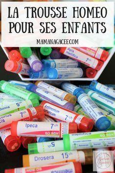 La Petite Trousse Homeo Pour Les Enfants Homeopathie Homeopathie Bebe Remede Homeopathique