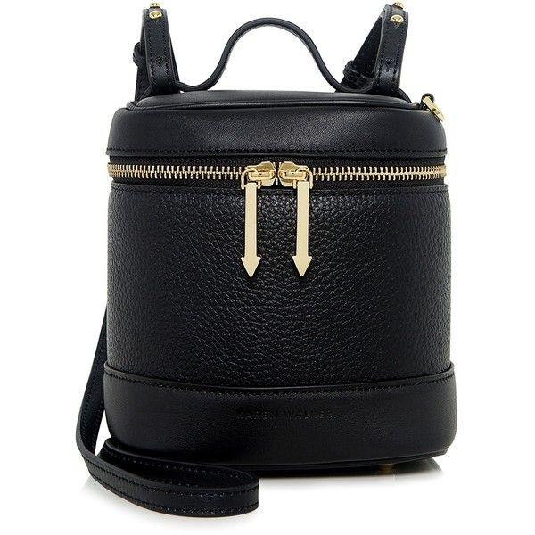 3b9f9176161 Karen Walker - Britt Mini Crossbody Bag ( 450) ❤ liked on Polyvore  featuring bags
