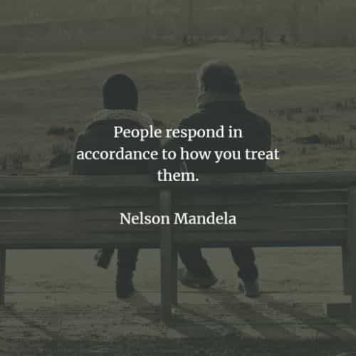 46 Famous quotes and sayings by Nelson Mandela