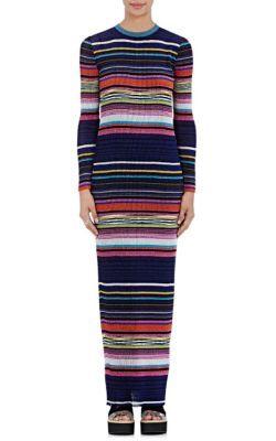 MISSONI Striped Maxi Dress. #missoni #cloth #dress