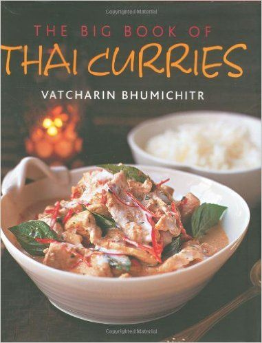 The Big Book of Thai Curries  https://www.amazon.com/dp/1904920772?m=A1WRMR2UE5PIS8&ref_=v_sp_detail_page