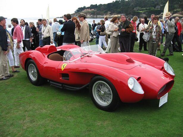 1957 Ferrari Testarossa Ferrari Testarossa Expensive Cars Ferrari