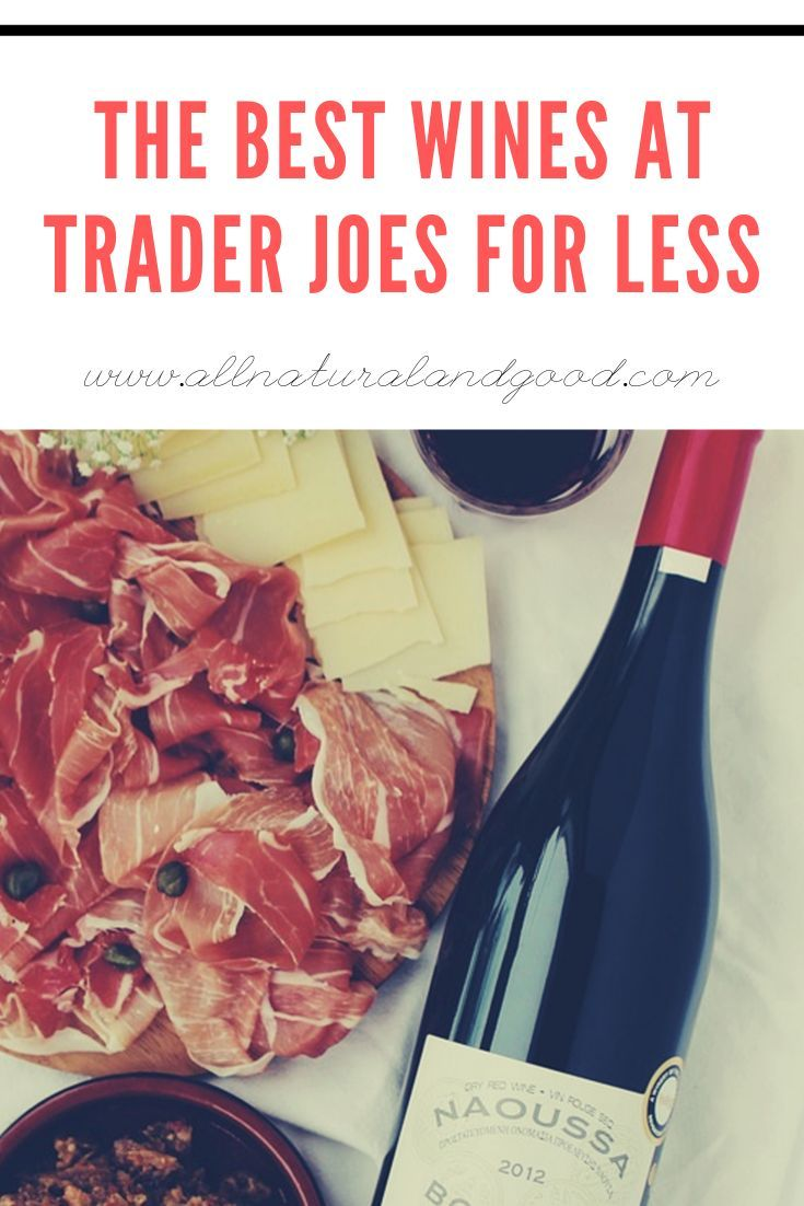 Photo of Trader Joe's Wine Guide