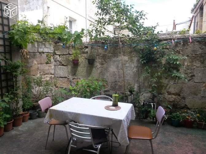Coloc Pres Du Jardin Public Colocations Gironde Leboncoin Fr Pisos