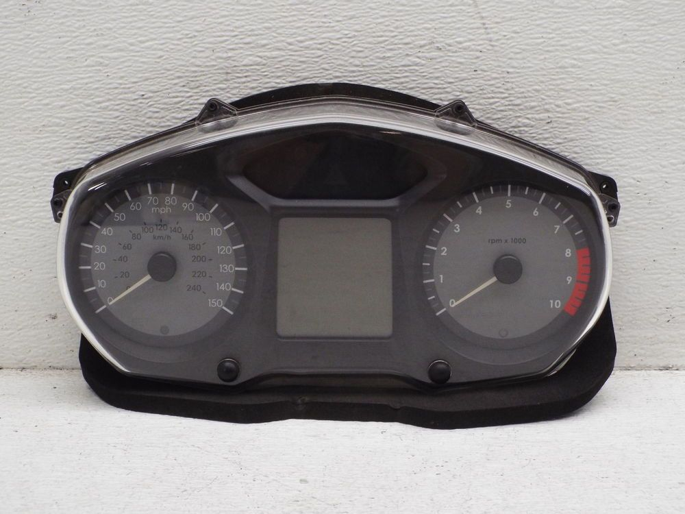 Gauge Cluster Speedo Tach 37551 Mi Bmw R1200rt 05 09 Oem R 1200 Rt