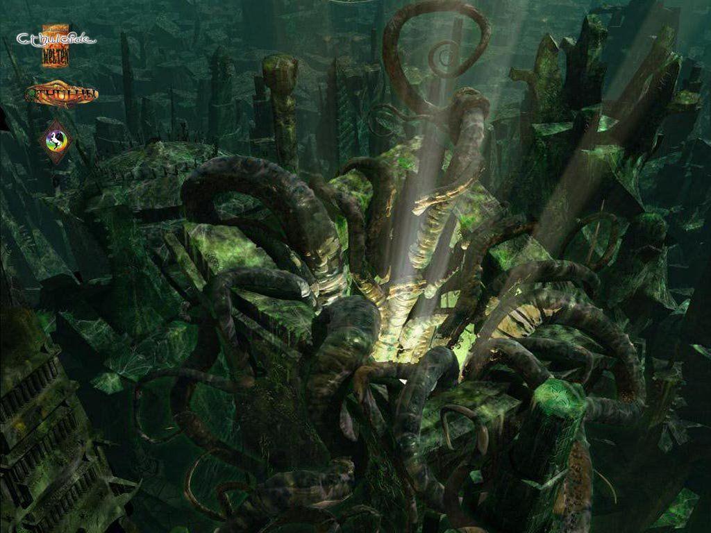 Hp Lovecraft Art Wallpapers: My Free Wallpapers - Fantasy Wallpaper