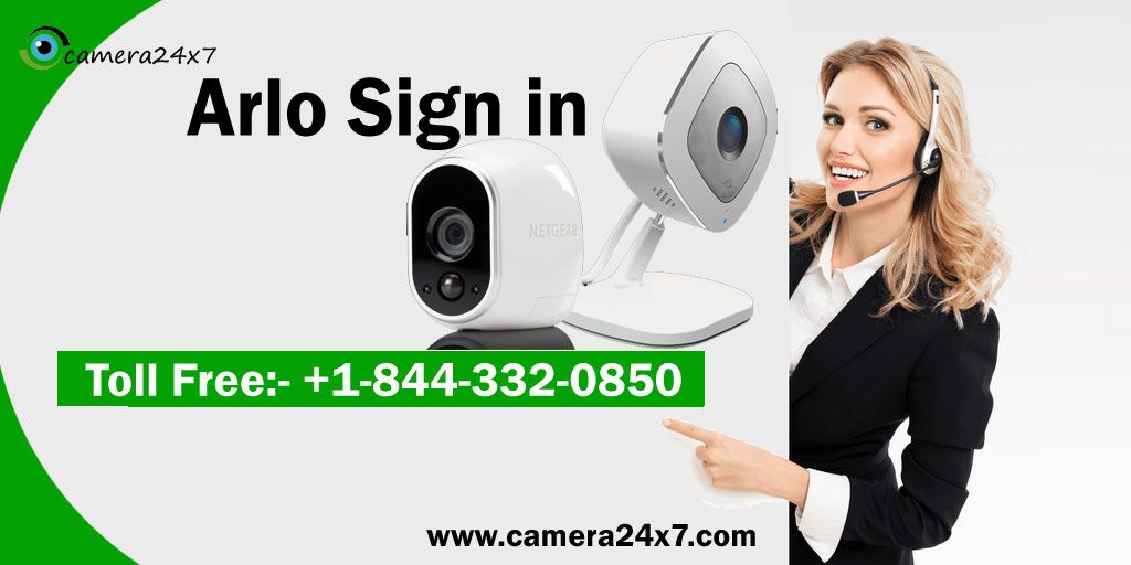 Arlo Sign In and Other concerns Arlo camera