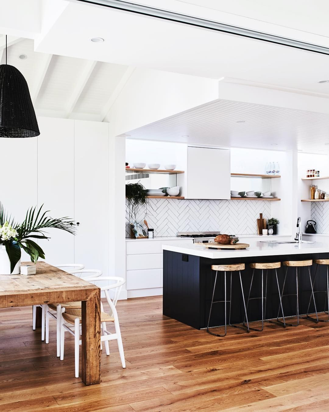 Home Interior Design — Kitchen interiors Modern kitchen