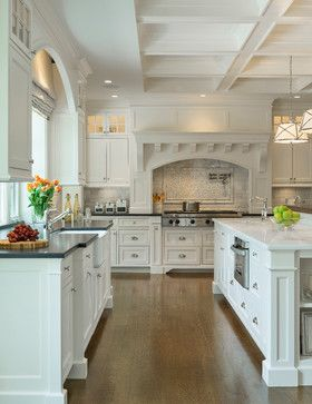 Traditional Kitchen Design Ideas, Pictures, Remodel and Decor ...