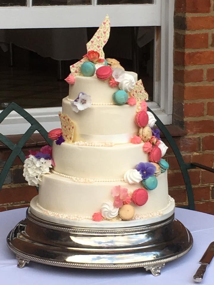 Emma's wedding cake  :)