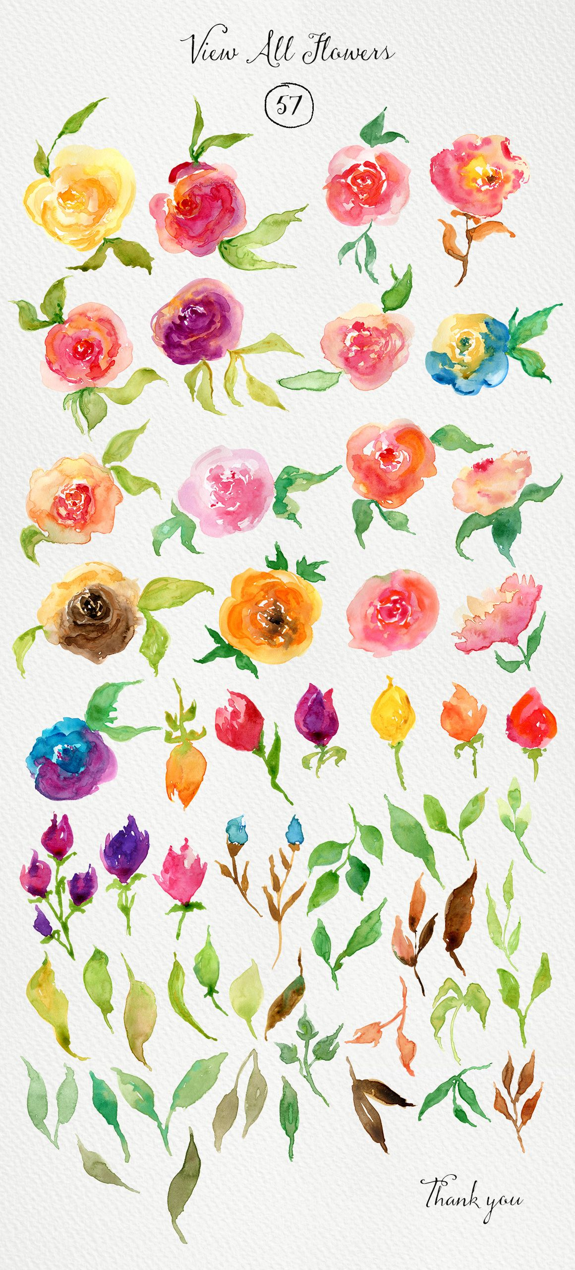 Watercolor Roses Diy Watercolor Rose Watercolour Inspiration