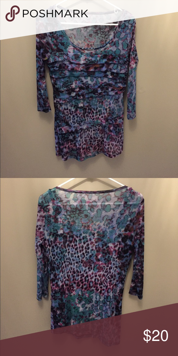 NWT woman's top NWT cool and comfortable lynn ritchie Tops
