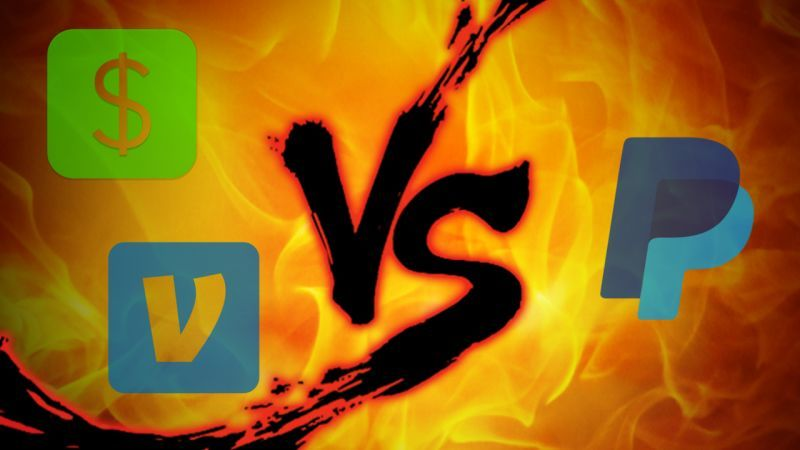 Money Transfer Showdown Square Cash vs. Venmo vs. PayPal