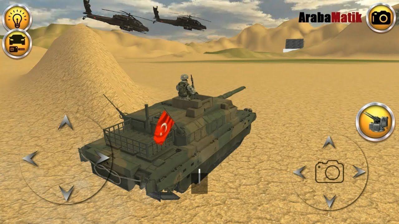 Tank Savasi Tank Oyun Oyunlar