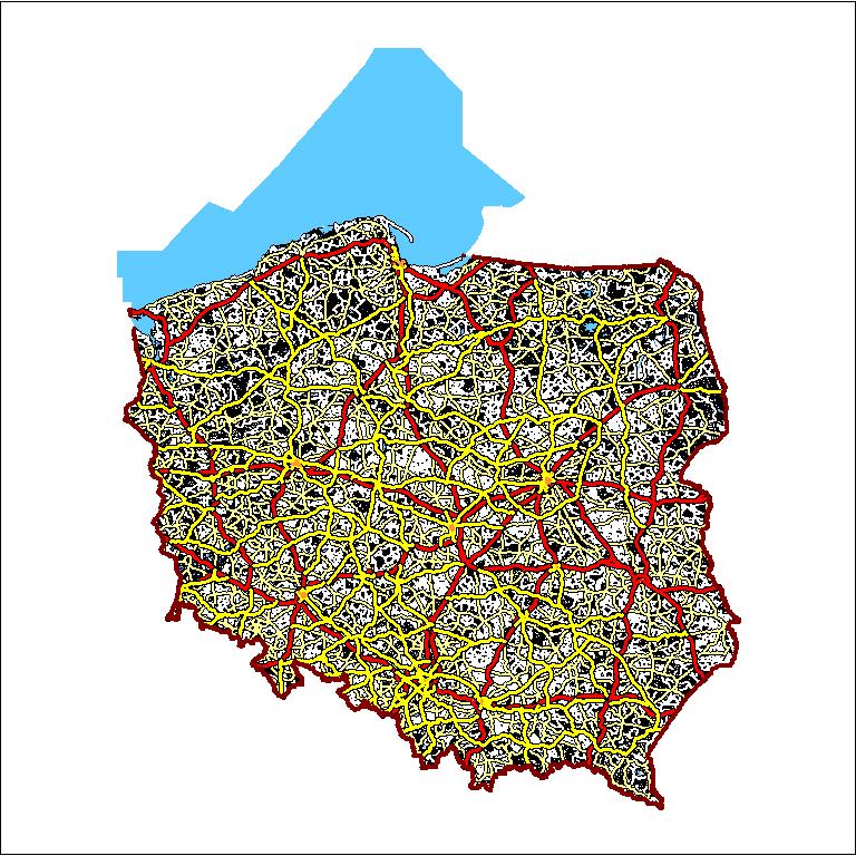 Dataset Poland, Rzeczpospolita Polska  Capital Warsaw