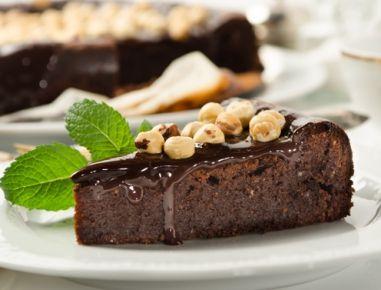 Nutella-Schokoladen-Kuchen