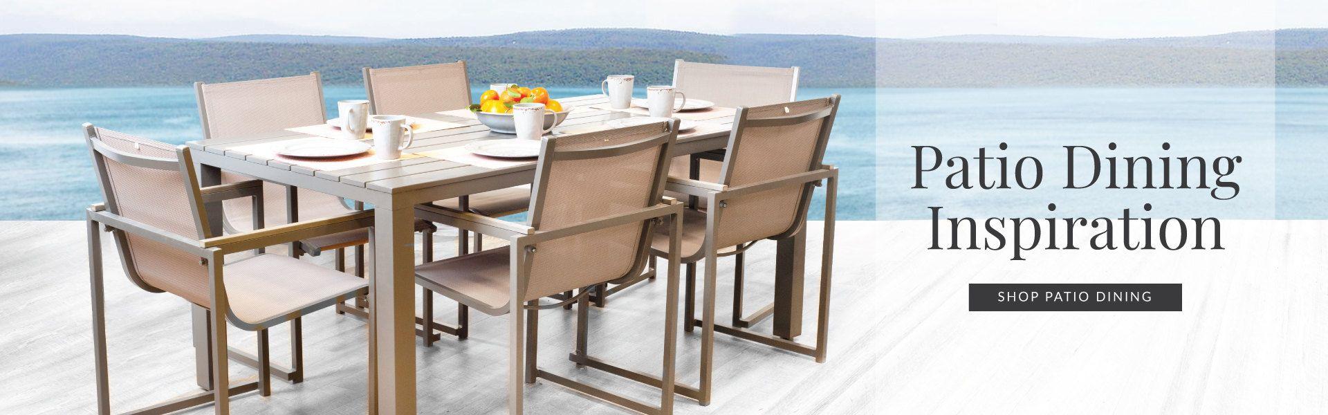Dot Patio Furniture Kitchener Outdoor Dining Room Outdoor Furniture Sets Outdoor Dining Spaces