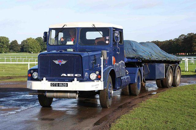 Aec Mogul Dto 182b Trucks Big Trucks Old Lorries