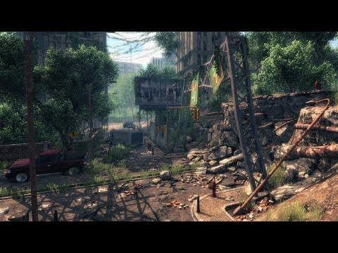 Post-Apocalyptic Environment - Unity3d | unity | Post