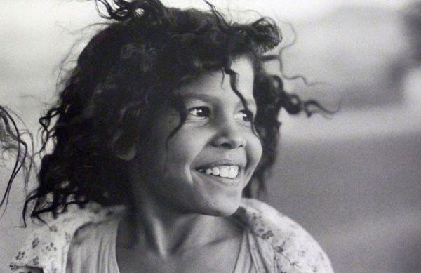 Sabine Weiss, petite egyptienne, 1983