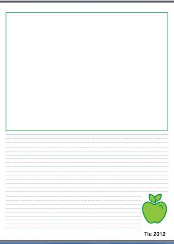 Teacher Appreciation Gift Idea Daily Dose of Kindness and Free - lined paper with drawing box