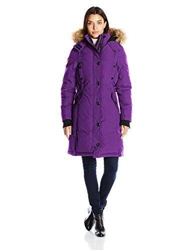 Canada Weather Gear Women S Long Outerwear Jacket Long Outerwear Jacket Outerwear Jackets Jackets