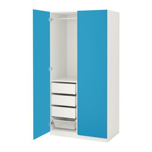 PAX Garderobekast IKEA Gratis 10 jaar garantie. Raadpleeg onze ...