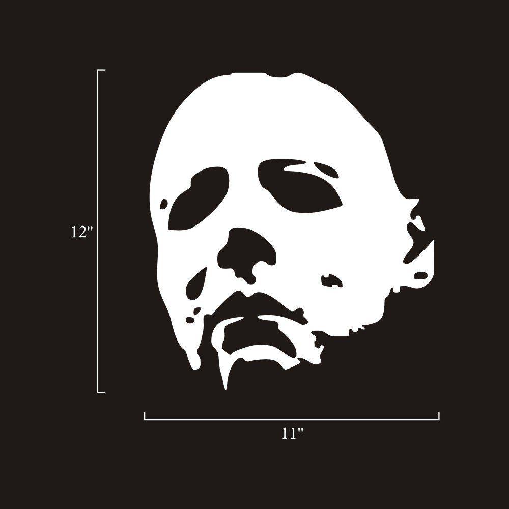 Love Horror Movies Vinyl Decal Sticker In 2020 Vinyl Decal Stickers Vinyl Decals Decals Stickers [ 791 x 1024 Pixel ]