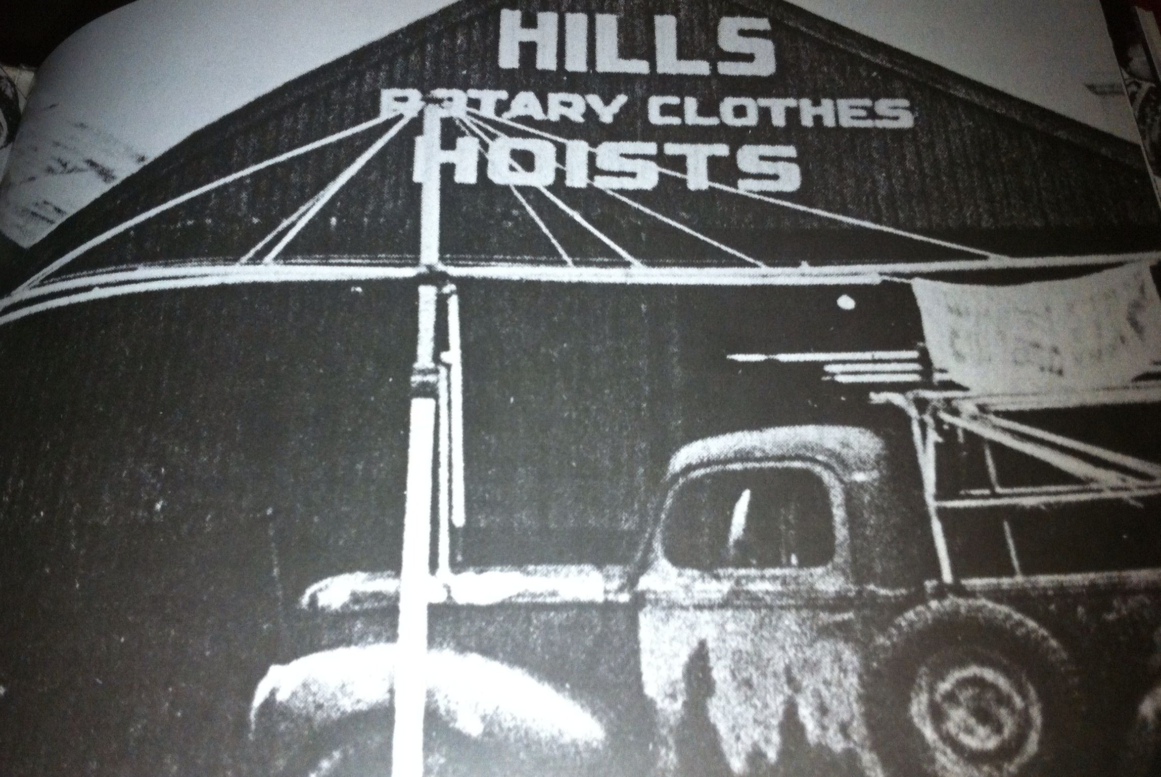 Hills Clothes Hoist Hills Hoist Clothes Line Is Created Washing Days
