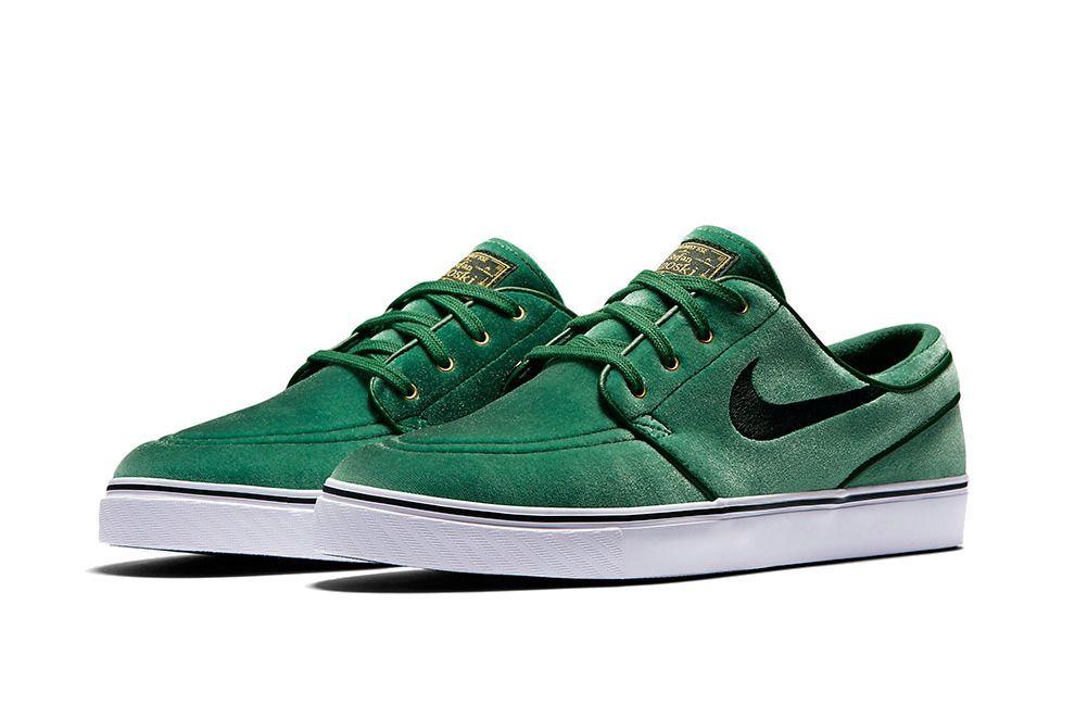 Nike SB Stefan Janoski Premium 'Green Velvet' : où la trouver ?