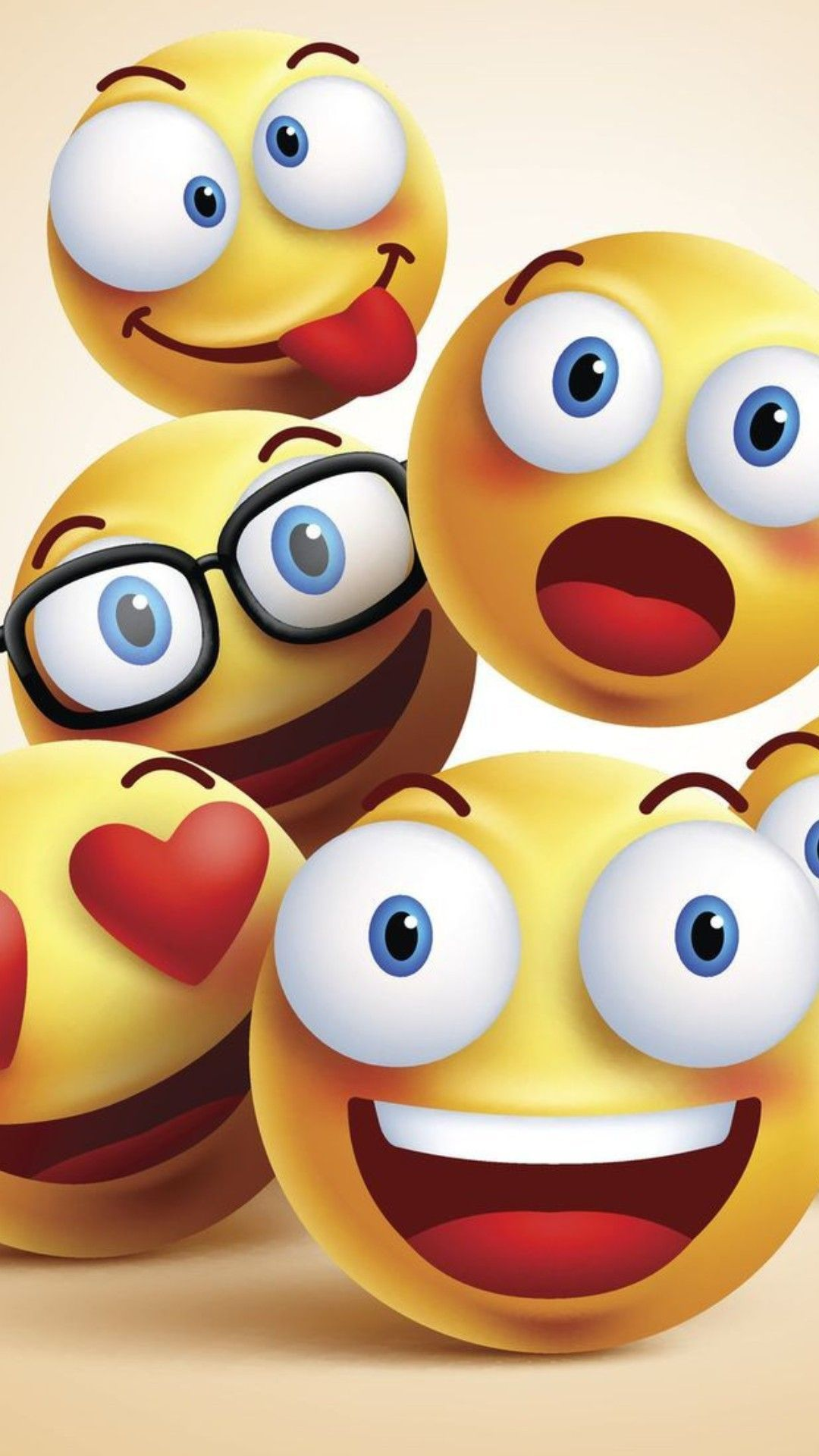 Download Emoji Background For Iphone Wallpaper » Hupages
