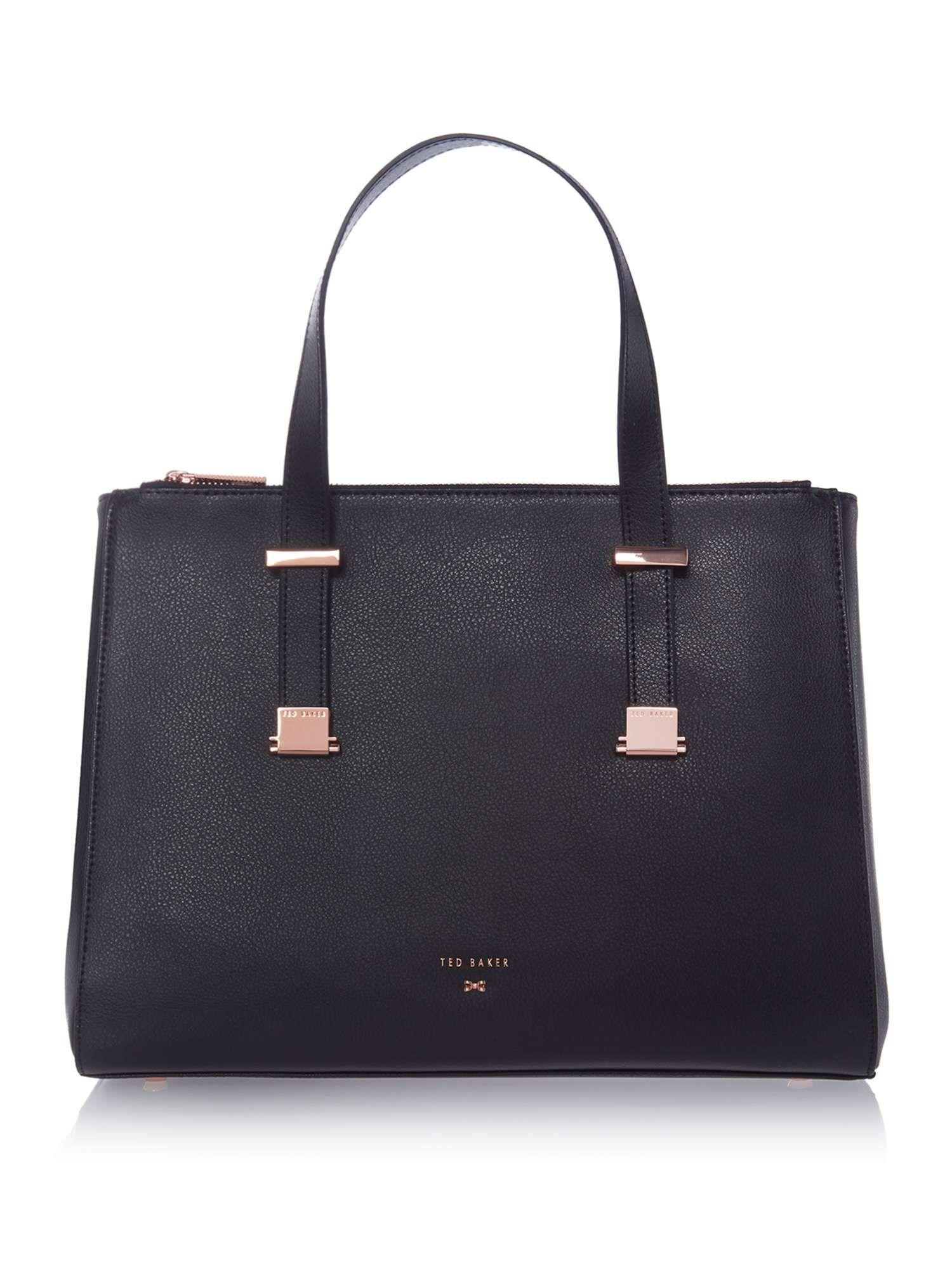 Ted Baker Amina Adjule Handle Large Tote Bag House Of Fraser Bags Online