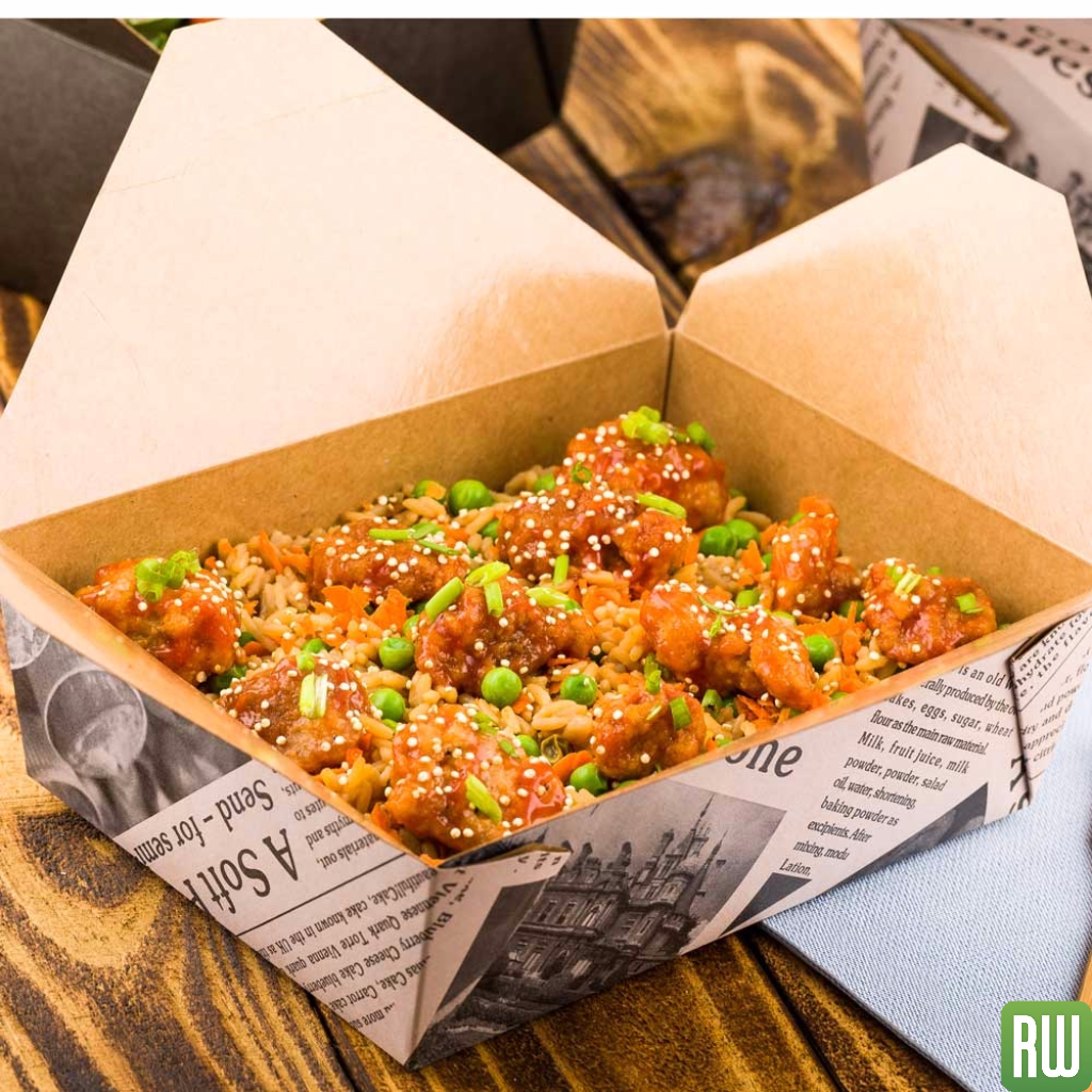 Takeout Never Looked So Good Wrap It Up And Send Off With Eye Catching Packaging From Restaurantware Catering Restaurantsforchange Restaurants