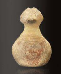 Headless terracotta Idol, Anatola, 3th millenium B,C.