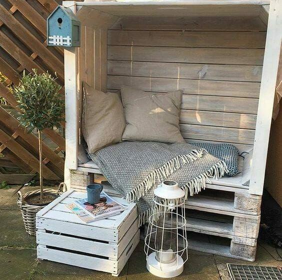 Palettenmöbel - Hier kannst Du sie selber bauen oder kaufen