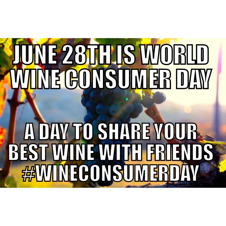 #wineconsumerday