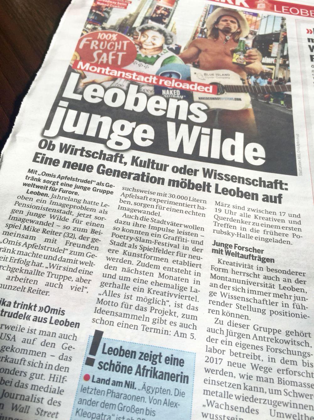 österreicher Tageszeitung