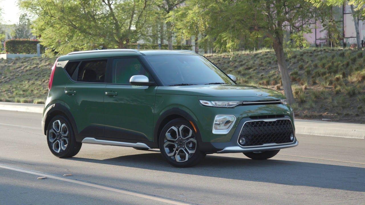 2020 Kia Soul X Line Video Reveal Car Colors Kia Soul Kia